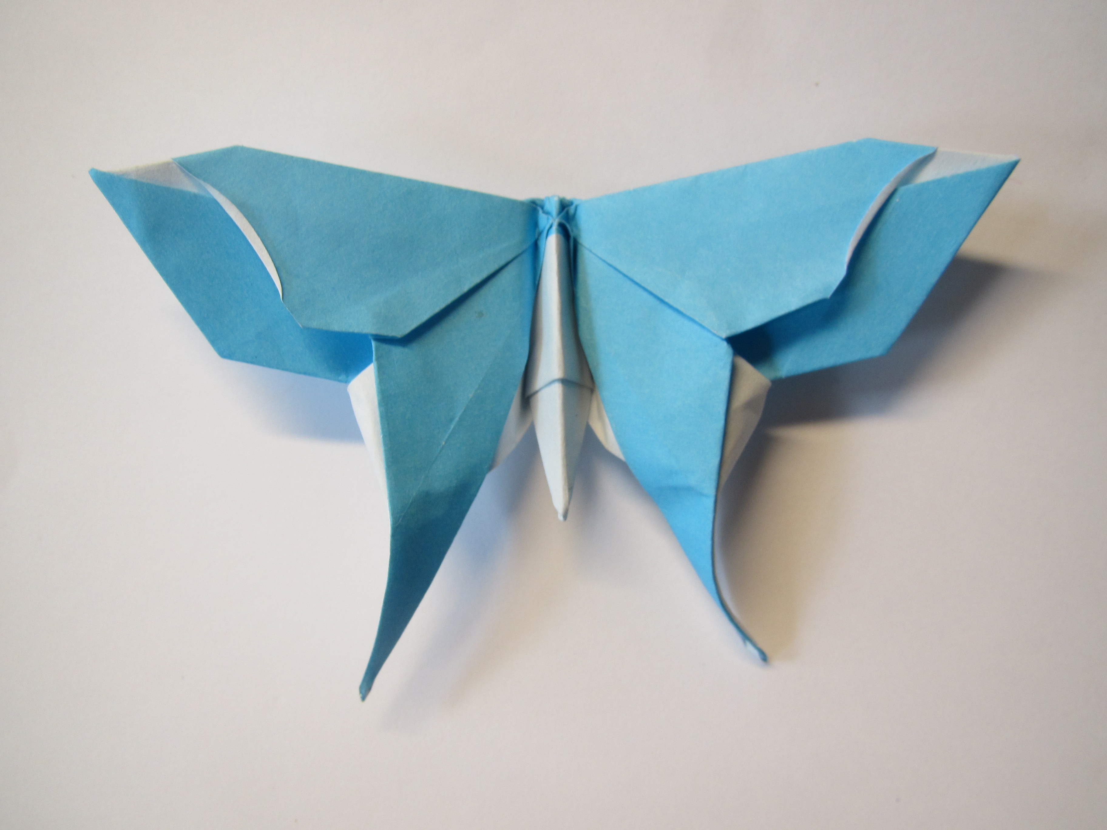 origami butterfly vlinders pinterest
