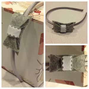 03 felt bow headband