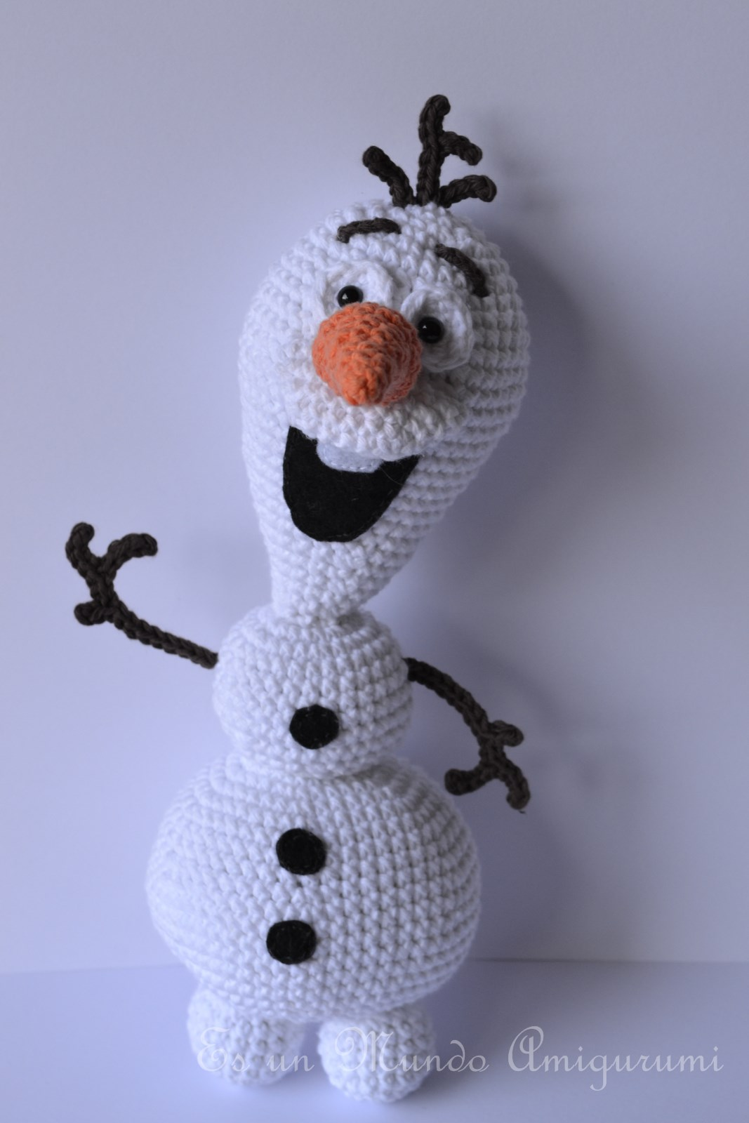 Pattern ? Olaf ? Some people are worth melting for ...